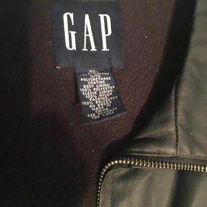 Gap warm fleece lined jacket